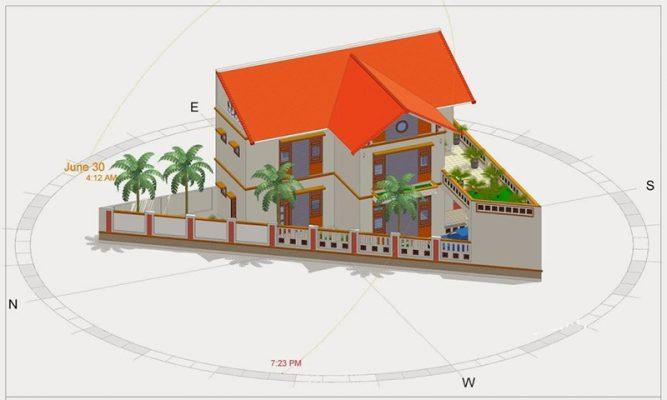 tư vấn phong thủy xây nhà
